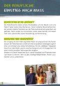Lehrlingsbroschüre Fleischfach - Ausbildungszentrum für die ... - Seite 2