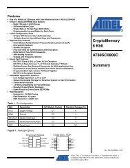 AT88SC0808C - PC GAMES HARDWARE EXTREME