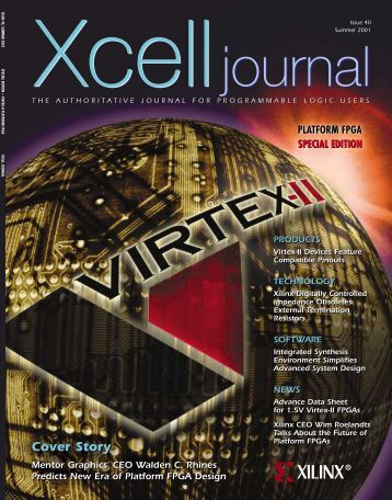Xcell Journal: Issue 40 - Xilinx