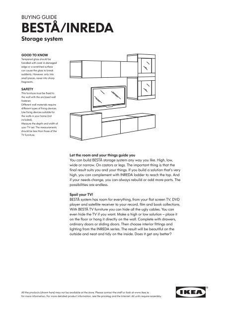 Beståinreda Ikea