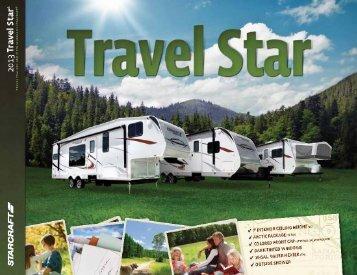 View the Travel Star manufacturer brochure - Crestview RV