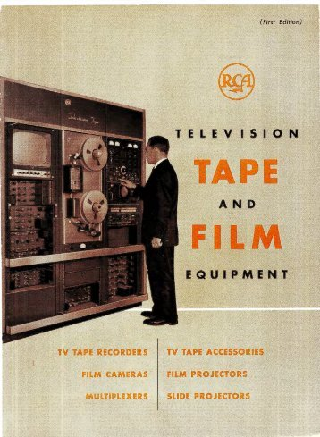 RCA Film and Video - American Radio History