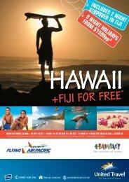 Hawaii - Bon Voyage Cruises & Travel
