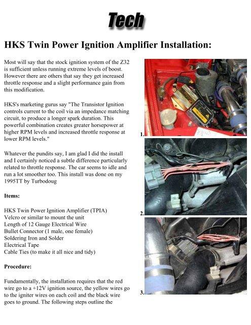 Hks Twin Power Dli Wiring Diagram