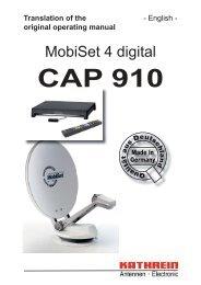 CAP 910 - Kathrein