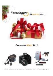 December tilbud 2011 - Danish1