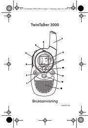 8137-Twintalker 3000 ZW.fm - Thiecom