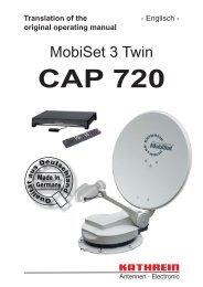 CAP 720 - Kathrein