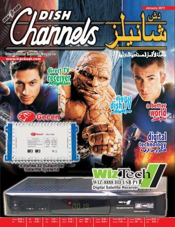 Title of January 2011 - Dish Channels