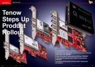 Digital PC Cards - TELE-satellite International Magazine