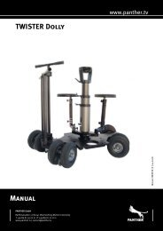 TWISTER Dolly Manual - ARRI Rental