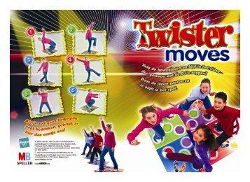 Twister Moves - Spelregels