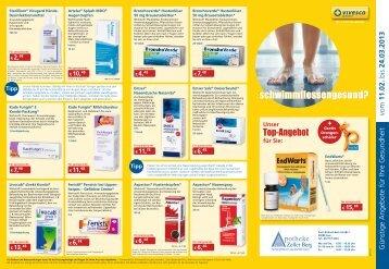Angebot - Apotheke, Zeller Berg, Medikamente, Pharmazie