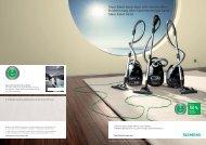 die green power edition von Siemens. - DANIEL KAESMACHER