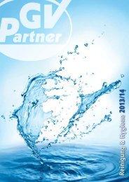 Reinigung & Hygiene 2013 - GV-Partner