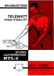 Construction Manual (German) - Neumann