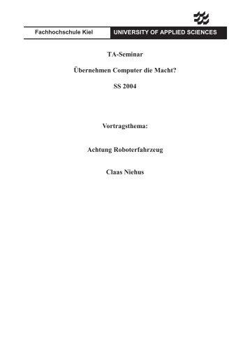 fh kiel thesis vorlage