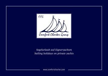 infofolder - Comfort Charter Group