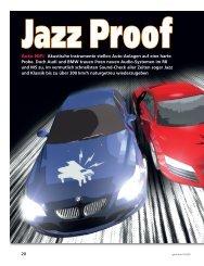 20 Auto-HiFi Akustische Instrumente stellen Auto-Anlagen auf eine ...
