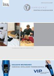 Variovac Katalog 2009