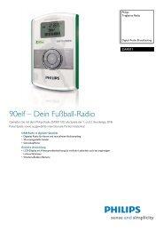 Ae2330 00 Philips Badezimmer Radio