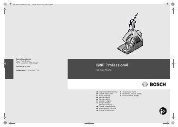 GNF Professional - Proffsmagasinet