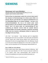 1332-1007 Staubsauger Z 5.0 extreme power edition - Siemens