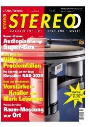 NAD 3020 Verstärker Story