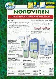 Noroviren - GV-Partner