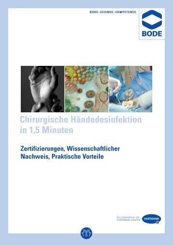 Download - Produkte - Bode Chemie