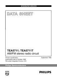 AM/FM stereo radio circuit - Electronics DIY