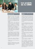 Partenaires - CIMR - Page 4