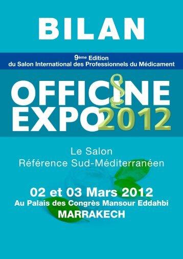 02 et 03 Mars 2012 - Officine Expo 2013