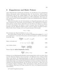 8 Doppelsterne und Binär–Pulsare