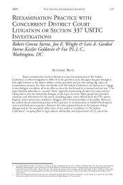 Robert Greene Sterne, Jon E. Wright & Lori A ... - Berkeley Law