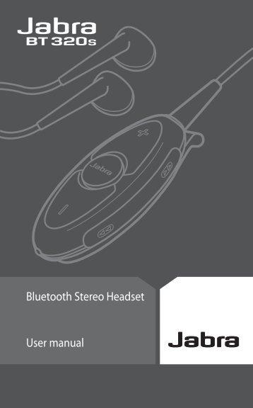 Bluetooth Stereo Headset User manual - Produktinfo.conrad.com