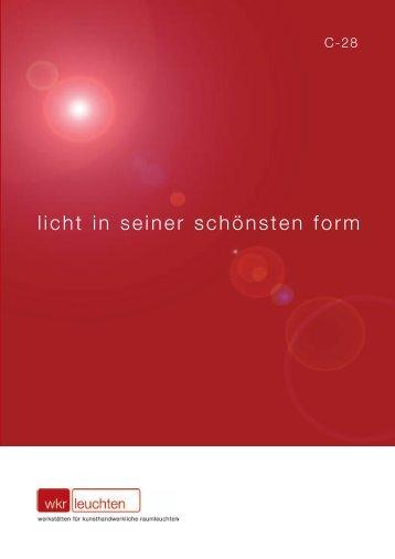Download Katalog - WKR Leuchten GmbH