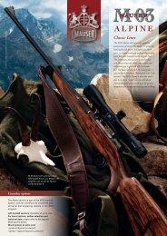 ALPINE - Mauser