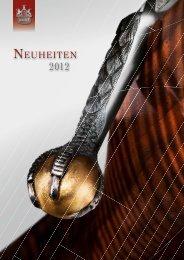 NEUHEITEN - Mauser