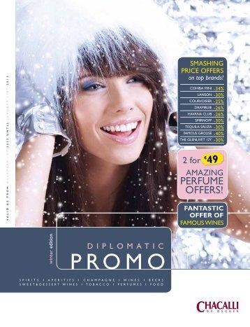 promo promo - Chacalli De Decker