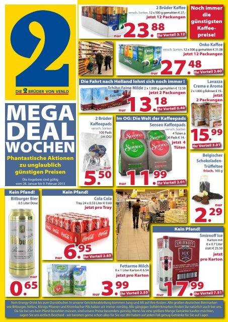 retail prices special sales shop best sellers WOCHEN - Die 2 Brüder von Venlo