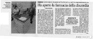 Page 1 PHESIDID La nuova farmacia di via Cappuccini Frith cesco ...
