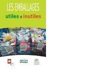 Les emballages utiles et inutiles - Agir pour l'Environnement