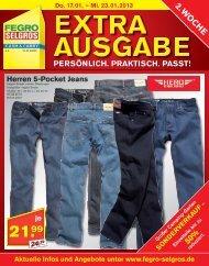 EXTRA-AUSGABE - FEGRO/SELGROS