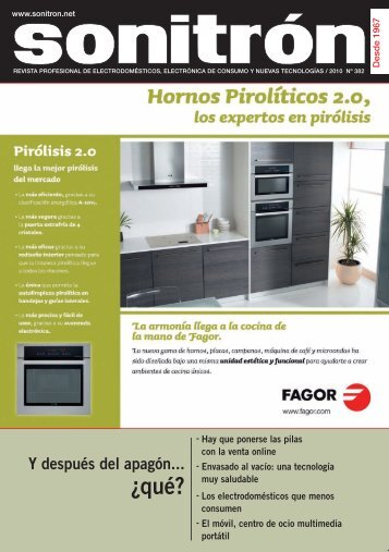 Ambiente 2010 - Sonitrón