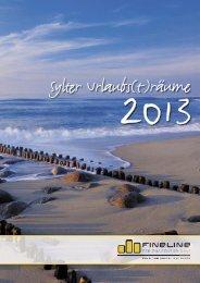 Sylter Urlaubs(t)räume 2013 - sturmzeit