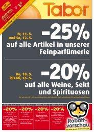 20% - Tabor