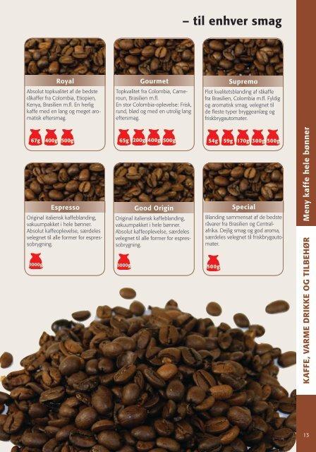 her - MENY kaffe