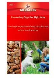 Rewarding Dogs the Right Way - Mera Dog