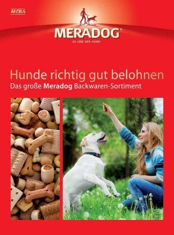 Backwarensortiment (Dateigröße ca. 3 MB) - Mera Dog